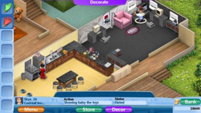 Virtual Families 2 Our Dream House