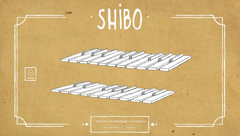Shibo the Keyboard Piano