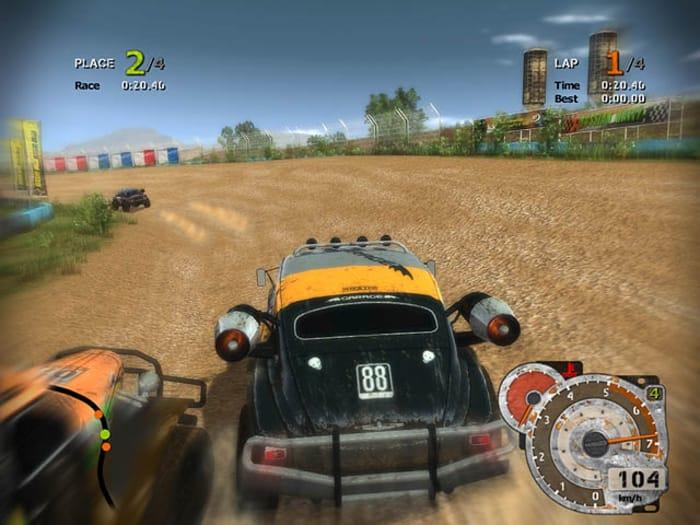 Turbo Rally Racing