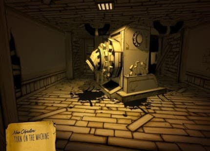 how to get bendy and the ink machine for free