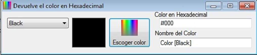 Pol Color Hexadecimal
