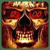 Fire Skull Theme