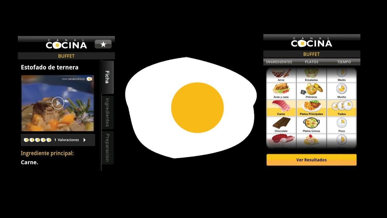 Recetario recetas de cocina para android descargar for Canal cocina cocina de familia