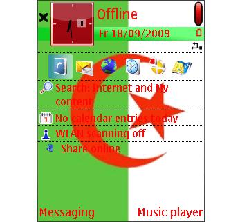 Algérie Theme