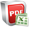 Aiseesoft PDF in Excel Converter