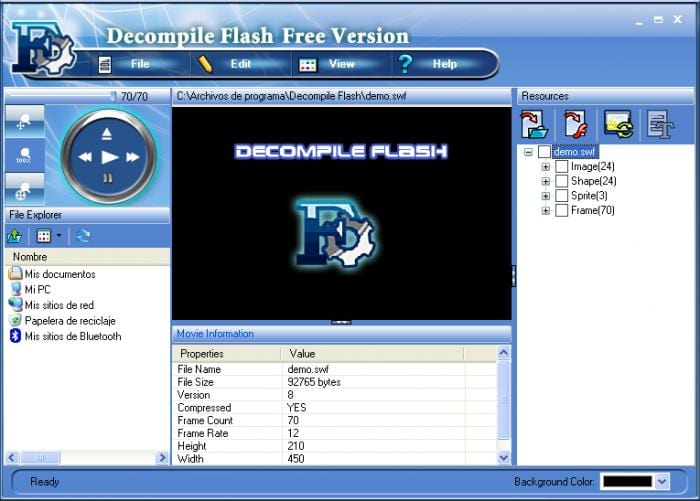 Decompile Flash Free Version
