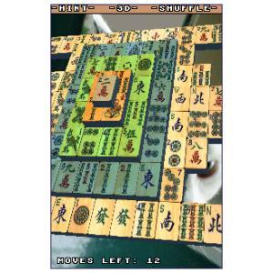 Mahjongg Deluxe 3D