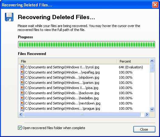 SUPERFileRecover