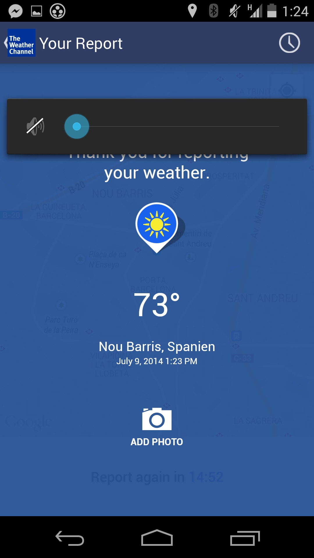 The Weather Channel for Android - Download