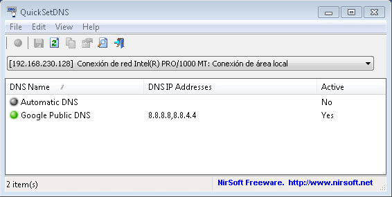 TCP IP Manager