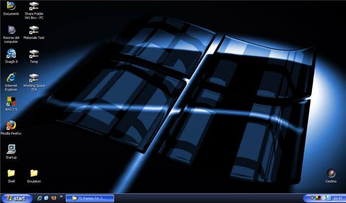 Yurek3 70 Vista Themes Pack