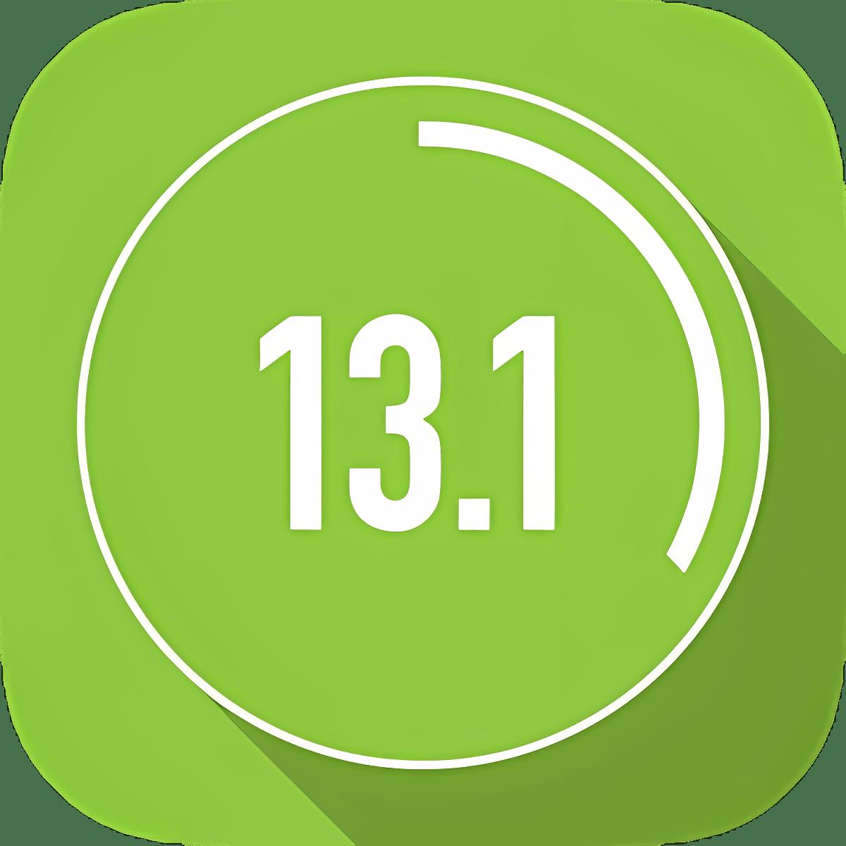 Half Marathon Trainer 13.1 21K 56.0