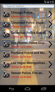 Pro Live Police Scanner