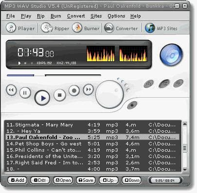 MP3 WAV Studio