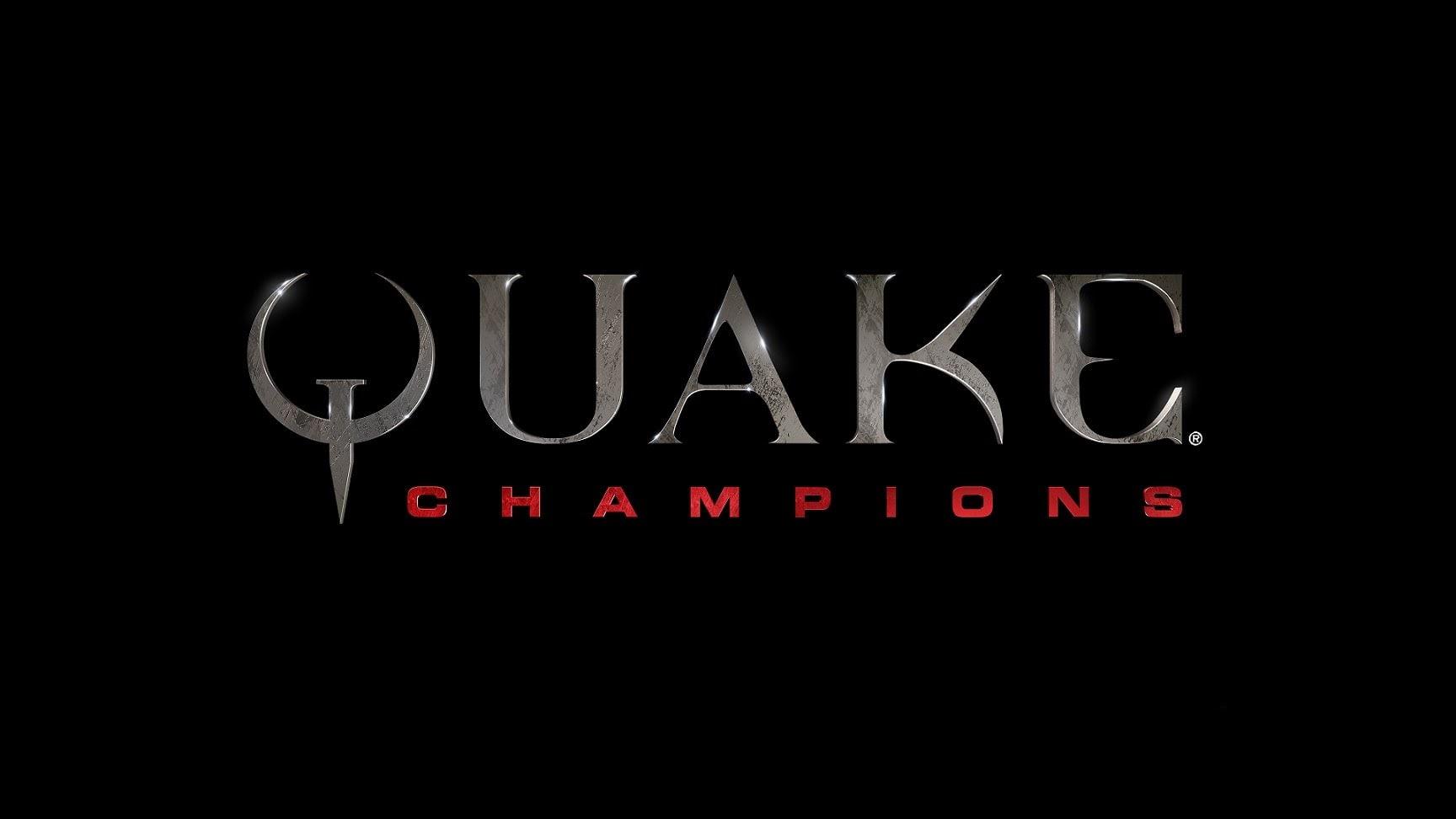 Quake Champions 1.0