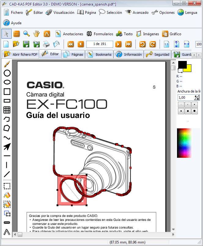 PDF Editor  Descargar