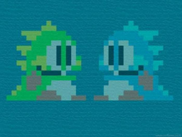 Bubble Bobble Bonanza!