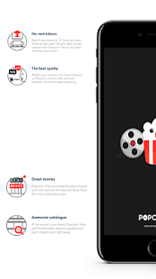 Popcorn Pro : Movies & TV
