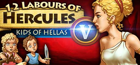 12 Labours of Hercules V: Kids of Hellas 2016