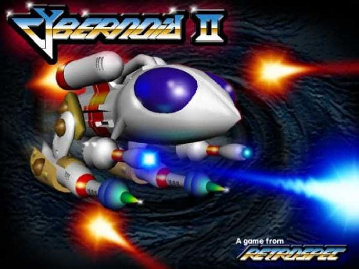 Cybernoid 2