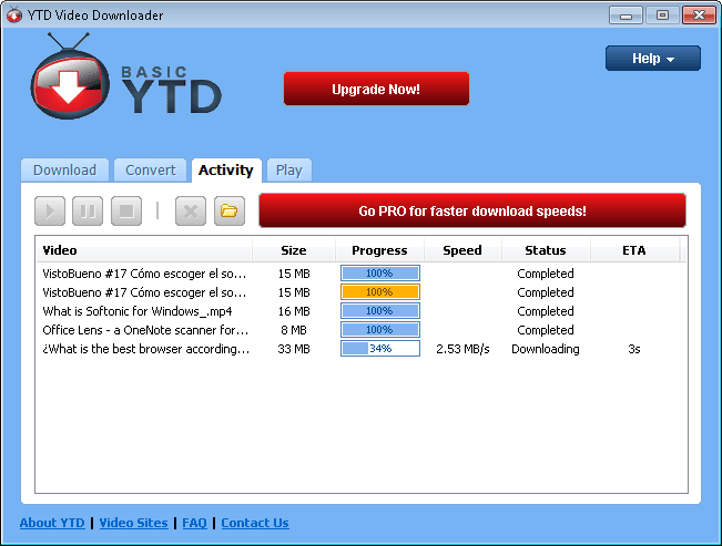ytd video downloader   download