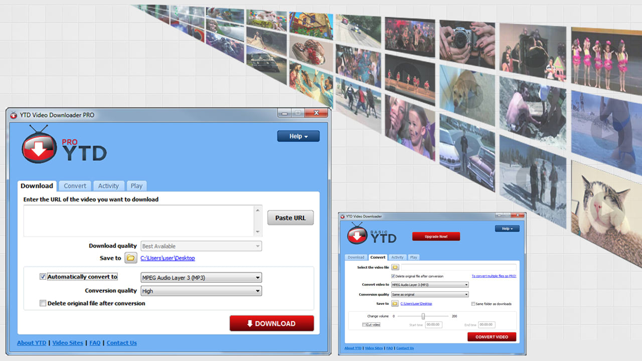 German customer account create/downloader - Ytd Video Downloader