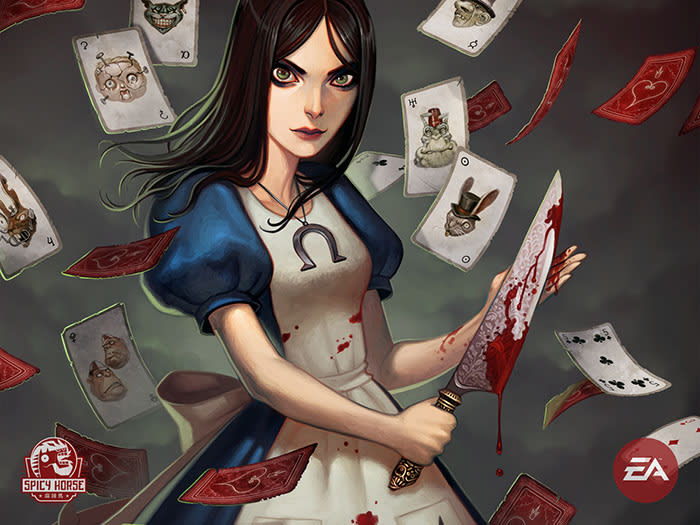 Alice: Madness Returns Wallpaper Pack