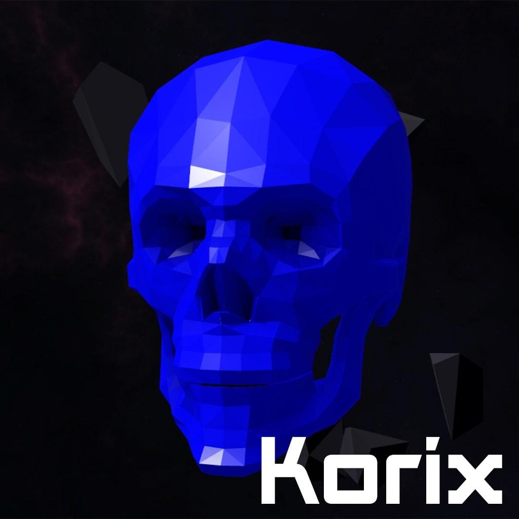 Korix - Skull PS VR PS4