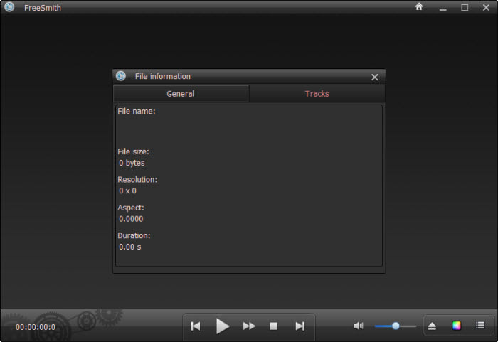 Free Smith Video Player