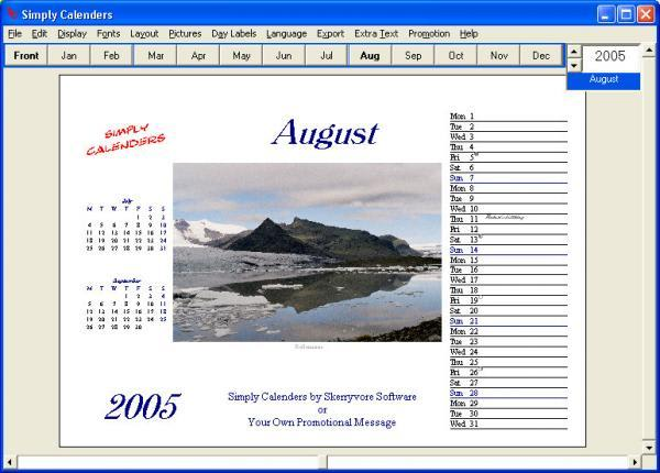 Simply Calendars
