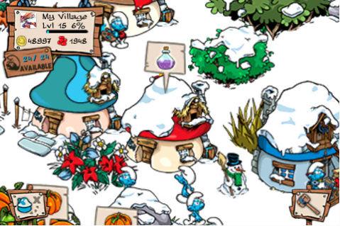Smurf's Village