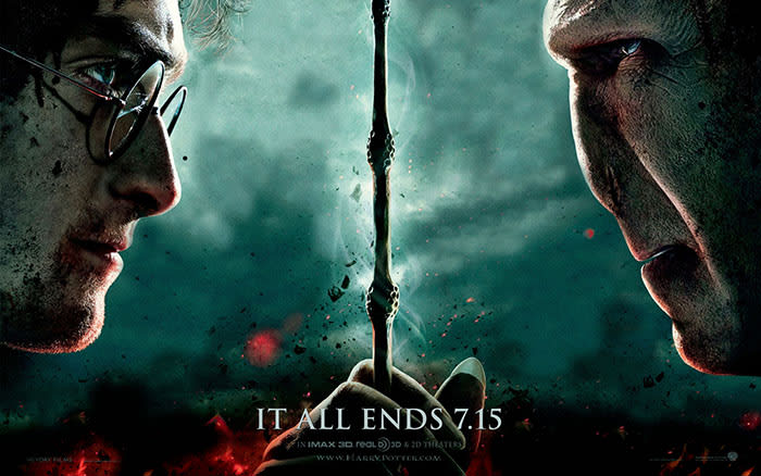 Harry Potter and the Deathly Hallows – Part 2 Wallpaper