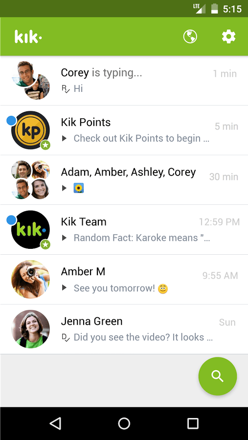 how to download kik on phone