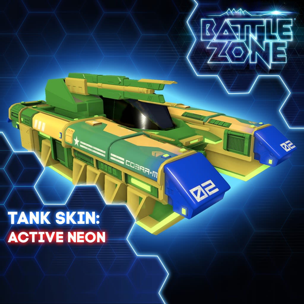 Active Neon Tank Skin PS VR PS4