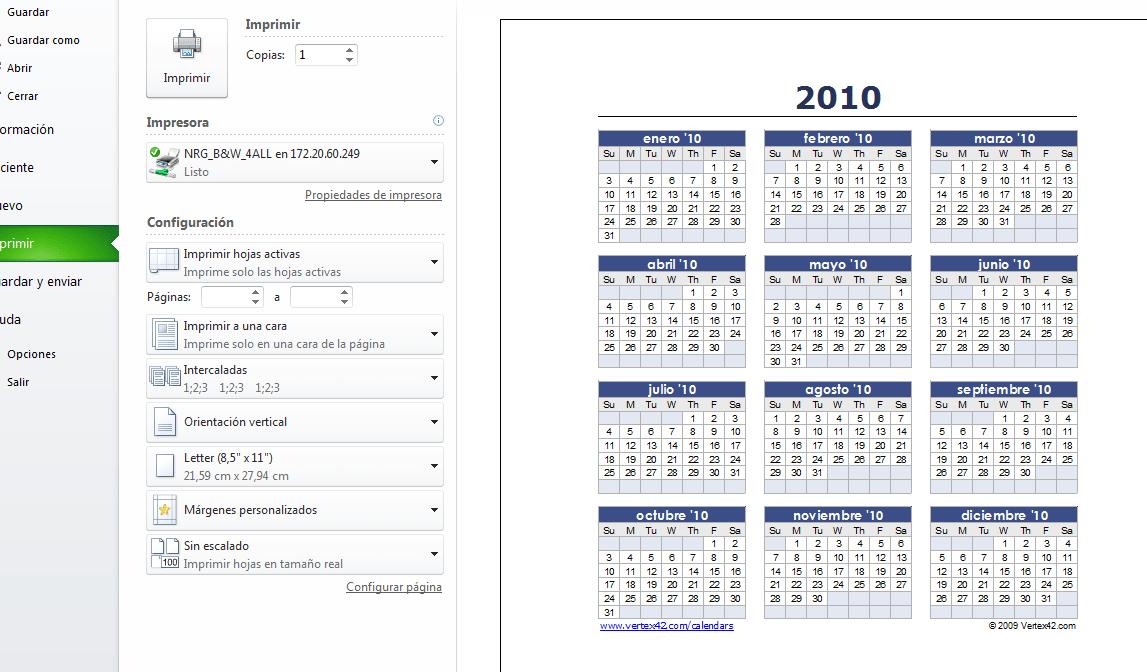 calendario mensual 2015 excel - Etame.mibawa.co