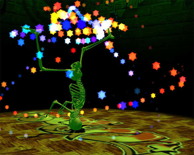 FREE B-BOY 3D SCREENSAVER