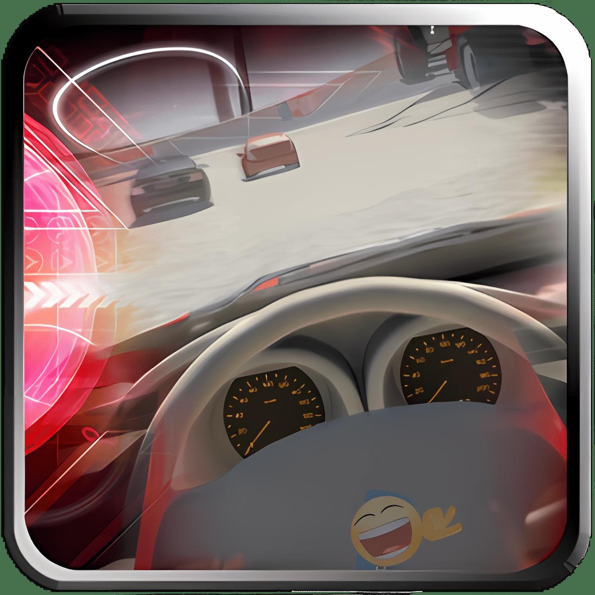 Coche de carreras 3D vía 32