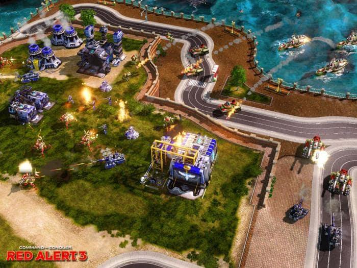 Command & Conquer: Alerte Rouge 3