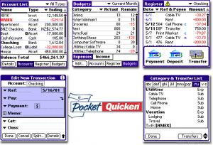 Pocket Quicken