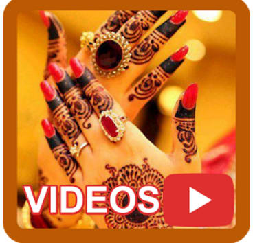 Mehndi Artist - Video Designs
