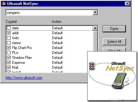Ultrasoft NotSync