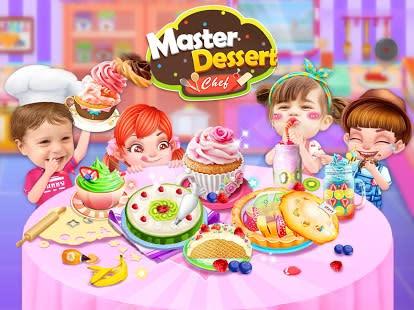 Master Dessert Chef!