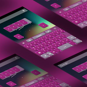 Pink Ladies Keyboard