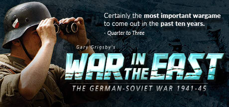 Gary Grigsby's War in the East 2016