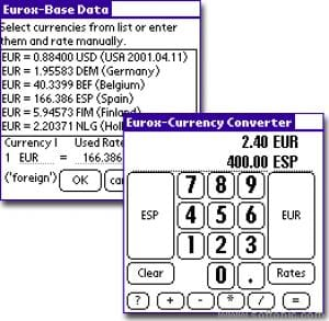 Eurox Currency Converter