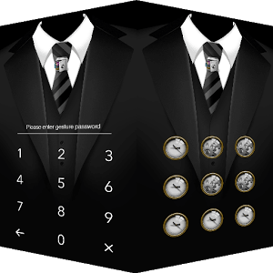 AppLock Theme Business