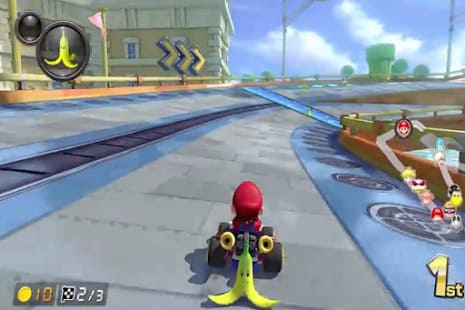 New Mario Kart 8 Cheat