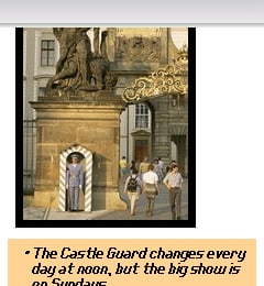 Prague DK Eyewitness Top 10 Travel Guide & Map