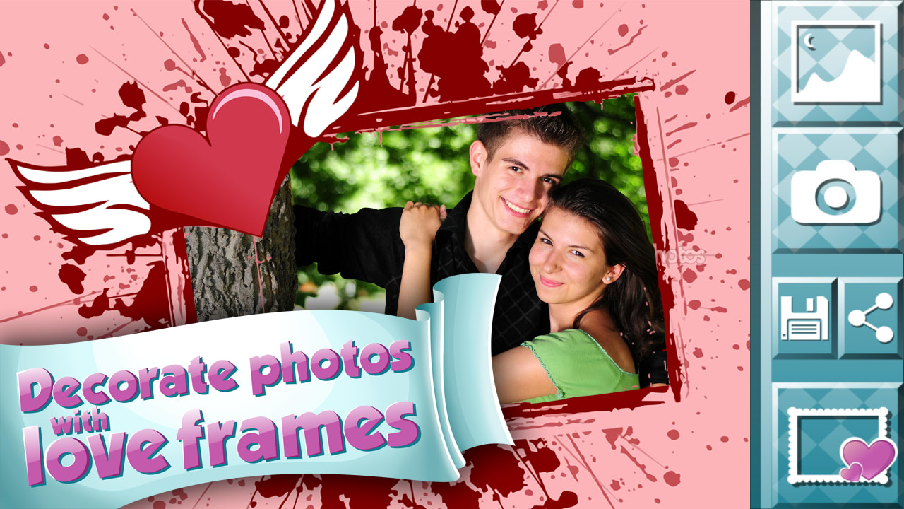 Love pictures photo frames for android download as the name suggests most of these frames have a romantic theme which makes them ideal for couples who want to create photos to mark a special occasion jeuxipadfo Choice Image