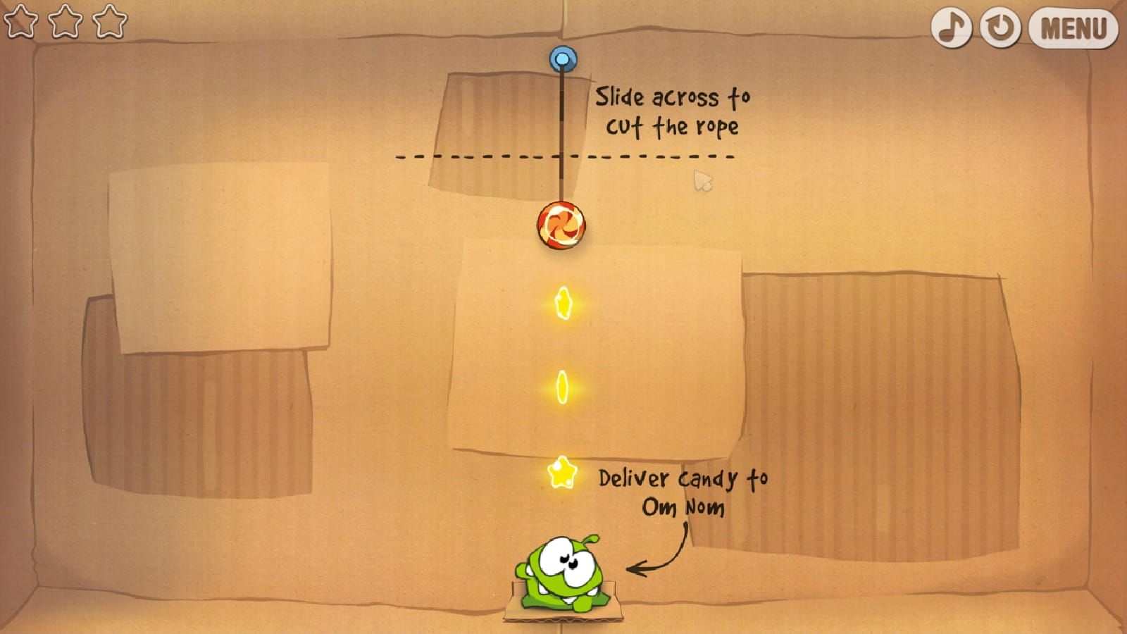Cut The Rope  For Windows Xp